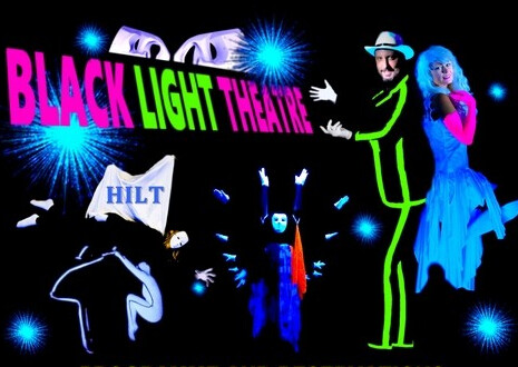 Black light theatre HILT - reservations and tickets